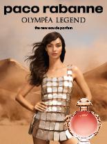 Olympéa Legend: Die fruchtig-salzige Mischung aus Wüstenblume und salziger Pflaume lässt Sie zu einer starken Göttin werden.
