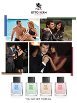 """""""You can get them all"""" – die Fragrance Collection"""