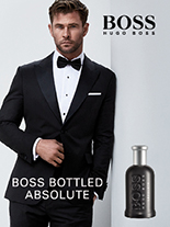 BOSS Bottled Absolute, eine faszinierende Interpretation des zeitlos maskulinen Duftes BOSS BOTTLED.