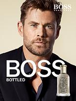 """BOSS Parfums erweitert die BOSS BOTTLED Duftfamilie um ein Eau de Parfum und präsentiert eine neue, moderne Botschaft der """"Man of Today""""-Kampagne: Be Your Own Man."""