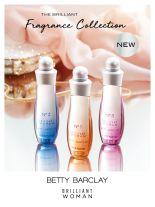 Betty Barclay Brilliant Woman ist eine neue Duft Trilogie von Betty Barclay Fragrances, die die unterschiedlichen Facetten der modernen Frau anspricht.