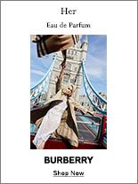 Her Eau de Parfum, der erste Gorumand-Duft von Burberry mit dem besonderen British Twist.