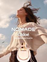 Eine strahlende Interpretation des Nomade Eau de Parfums