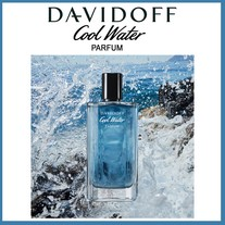 Entdecken Sie das Cool Water Parfum von Davidoff – ein Parfum, das die elegante Frische des Meeres einfängt.