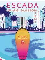 ESCADA Miami Blossom ist der perfekte feminine Duft, um die Tage mit Sonne zu füllen