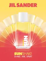 Fröhlich, positiv und jugendlich – SUN SHAKE ist ein limitierter Duft von JIL SANDER, der mit Konventionen bricht und die Fantasie beflügelt.