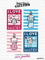 Jean Paul Gaultier meets Streetart!