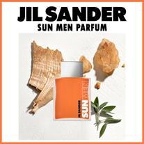 JIL SANDER SUN Men – der Duft der Sonne.