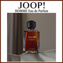Eine intensive und elegante Interpretation von JOOP! HOMME.