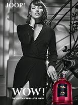 Mit Joop! WOW! for Woman wird die wahre Femme Fatal enthüllt. Sie ist leidenschaftlich und entschlossen, emanzipiert und selbstbewusst.