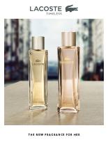 Ein Ausdruck von strahlender Weiblichkeit durch den rosigen Twist des klassisch-eleganten Duftes.