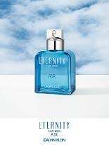 Calvin Klein Eternity Air for Men assoziiert eine anregende Frische und verkörpert die Essenz der Sinnlichkeit sowie das unerschütterliche Band der ewigen Liebe.