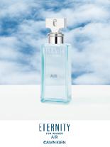 Eternity Air fängt alle Farben des Himmels und den reinen Sauerstoff ein, welches sich zum Kern der ewigen Liebe verbindet.